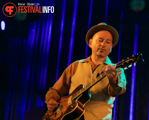 Foto T-99 op Ribs & Blues Festival 2015