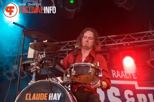 Foto Claude Hay op Ribs & Blues Festival 2015