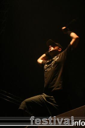 Foto Hatebreed op Groezrock 2007