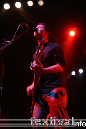 Foto Jimmy Eat World op Groezrock 2007
