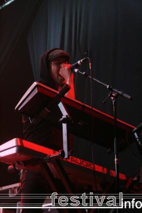 Foto Lostprophets op Groezrock 2007