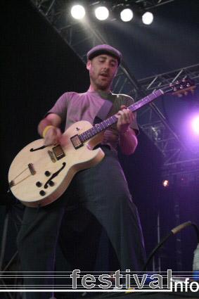 Foto Mad Caddies op Groezrock 2007
