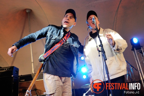 DMA's op London Calling loves Concerto 2015 foto