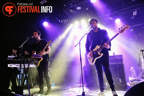 Nothing But Thieves op London Calling loves Concerto 2015 foto