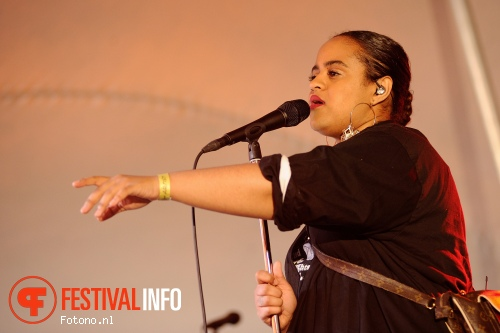 Seinabo Sey op London Calling loves Concerto 2015 foto
