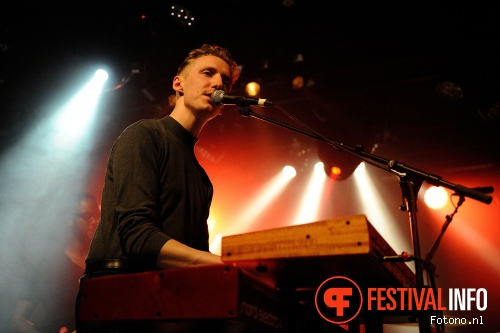 Honne op London Calling loves Concerto 2015 foto