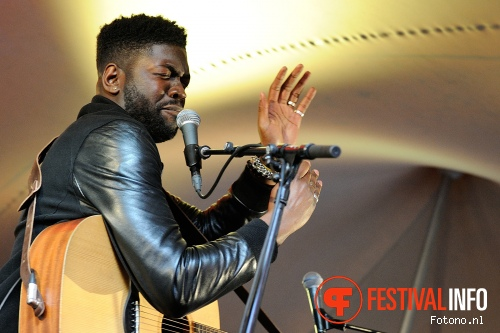 Jake Isaac op London Calling loves Concerto 2015 foto