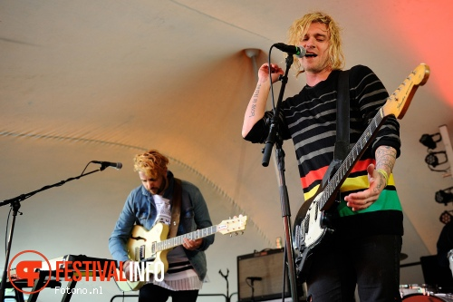 The Griswolds op London Calling loves Concerto 2015 foto