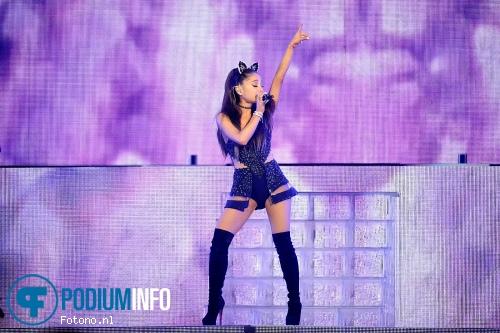 Ariana Grande op Ariana Grande - 28/05 - Ziggo Dome foto