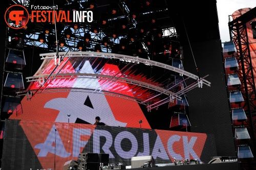 Foto Afrojack op The Flying Dutch 2015