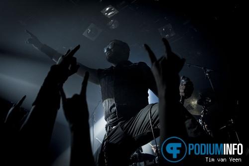 Diablo BLVD op Coal Chamber - 01/06 - Melkweg foto