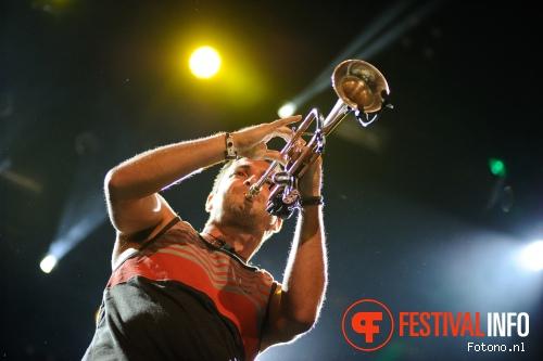 La Pegatina op Indian Summer Festival 2015 foto