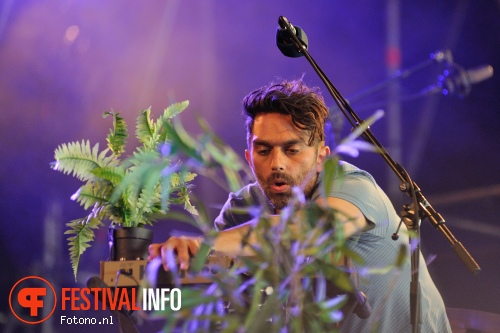 Foto Sunday Sun op Indian Summer Festival 2015