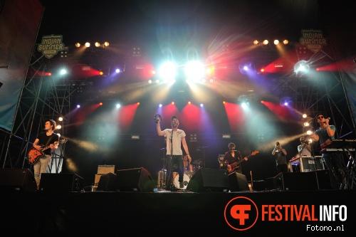 Bade op Indian Summer Festival 2015 foto