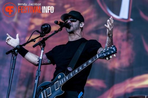 Foto Godsmack op Fortarock 2015