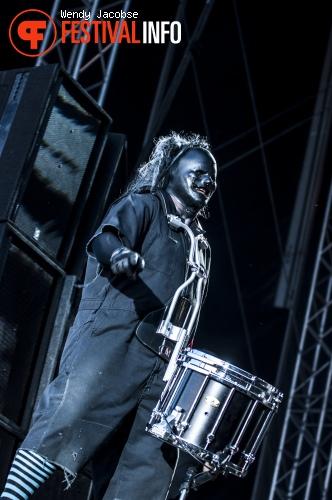 Foto Slipknot op Fortarock 2015