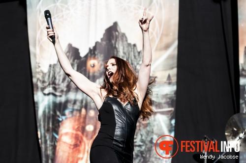 Foto Epica op Fortarock 2015
