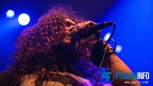Foto Gus G. op HellYeah - 11/06 - TivoliVredenburg