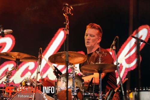 Foto Eagles of Death Metal op Pinkpop 2015 - Zaterdag