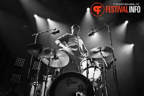 Triggerfinger op TivoliVredenburg Festival - Wij zijn 1 foto