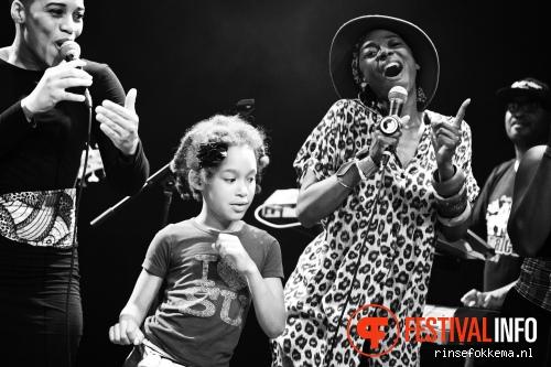 Foto Rootsriders op TivoliVredenburg Festival - Wij zijn 1