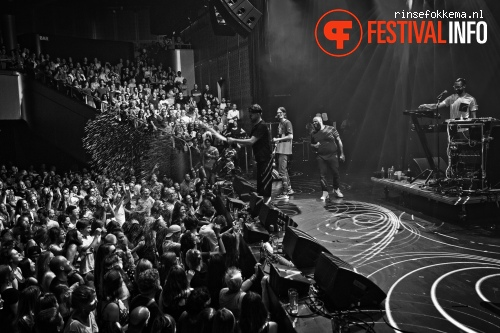De Jeugd Van Tegenwoordig op TivoliVredenburg Festival - Wij zijn 1 foto