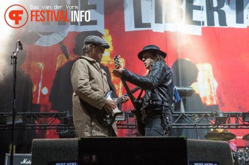 Foto The Libertines op Best Kept Secret 2015 - Vrijdag
