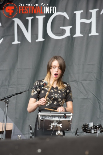Sue the Night op Best Kept Secret 2015 - Zaterdag foto