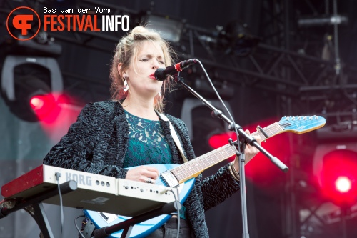 Foto Sue the Night op Best Kept Secret 2015 - Zaterdag