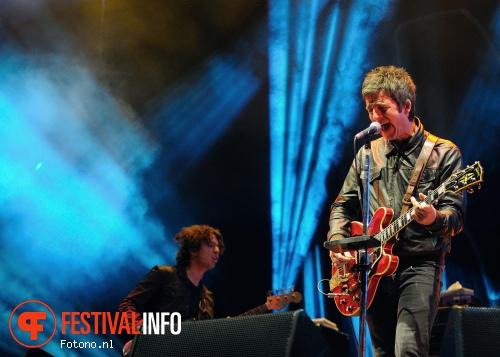 Foto Noel Gallagher's High Flying Birds op Best Kept Secret 2015 - Zaterdag