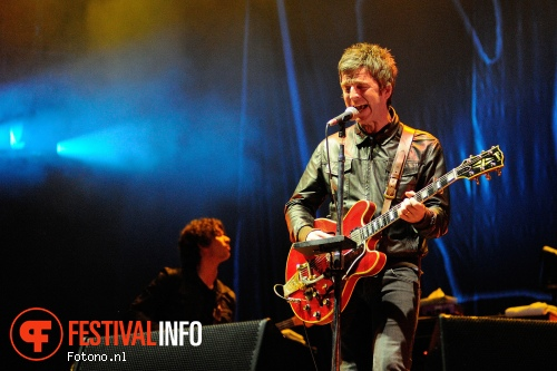 Foto Noel Gallagher's High Flying Birds op Best Kept Secret 2015 - Zaterdag