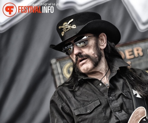 Foto Motörhead op Graspop Metal Meeting 2015