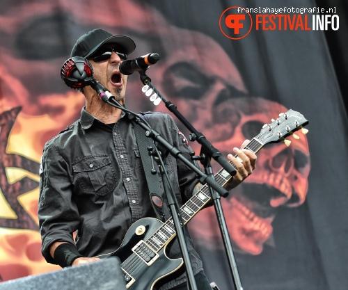 Foto Godsmack op Graspop Metal Meeting 2015