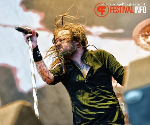 Foto Korn op Graspop Metal Meeting 2015