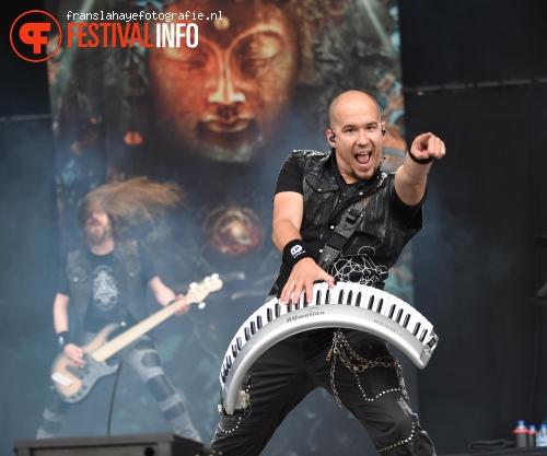 Foto Epica op Graspop Metal Meeting 2015