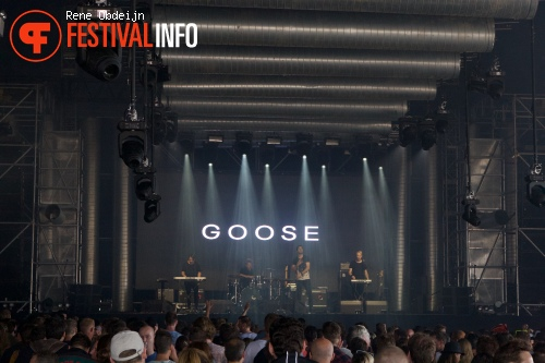 Foto Goose op We Are Electric 2015