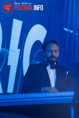 The Magician op We Are Electric 2015 foto