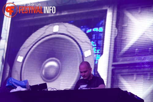 Noisia op We Are Electric 2015 foto