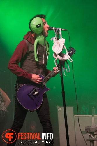 Foto All Time Low op Jera On Air 2015 - Zaterdag