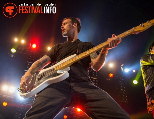 Foto Strung Out op Jera On Air 2015 - Zaterdag