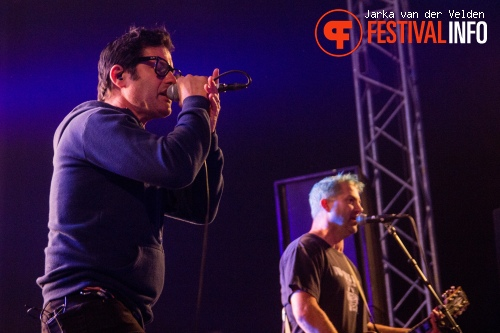 Foto Lagwagon op Jera On Air 2015 - Zaterdag