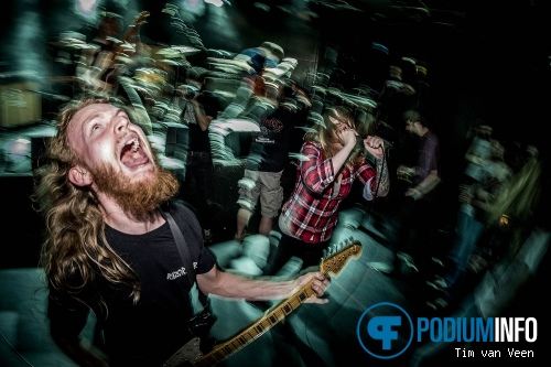 Employed to Serve op The Shape Of Punk To Come - 25/06 - EKKO foto