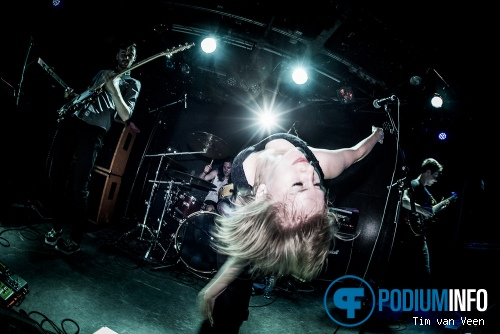Rolo Tomassi op The Shape Of Punk To Come - 25/06 - EKKO foto
