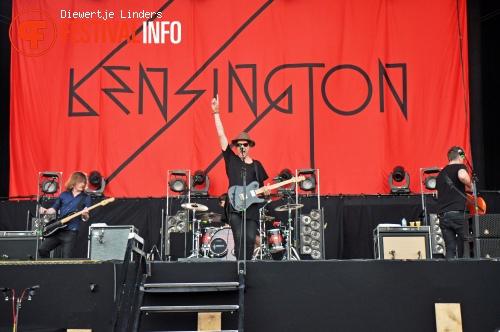 Foto Kensington op Concert At Sea 2015