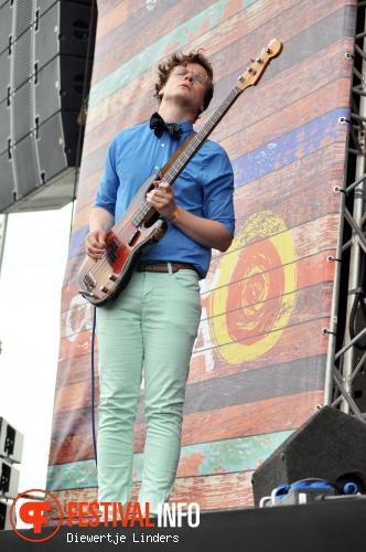 Sunday Sun op Concert At Sea 2015 foto