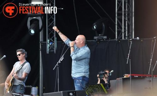 Foto Bløf op Concert At Sea 2015