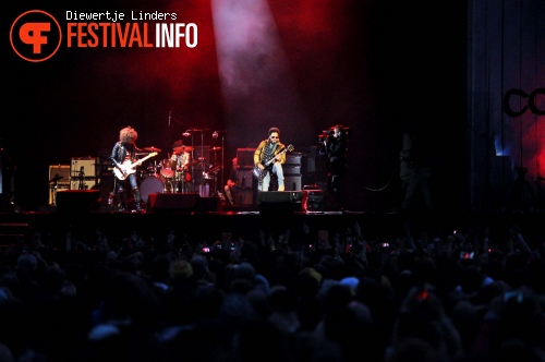 Foto Lenny Kravitz op Concert At Sea 2015