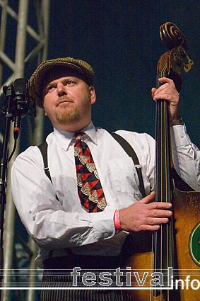 Blue Grass Boogiemen op Bevrijdingsfestival Utrecht 2007 foto