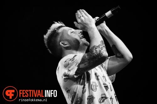 Mr. Polska op Festival Mundial 2015 foto
