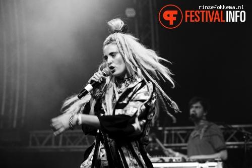 Skip & Die op Festival Mundial 2015 foto